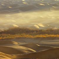 新疆塔克拉玛干沙漠图集