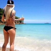 女人非主流纹身图片大全
