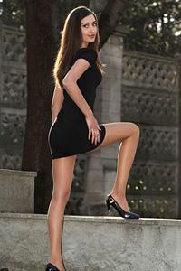 欣赏欧美短裙长腿女模秀