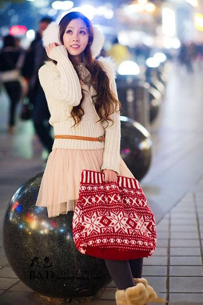 清纯90后网络美女自拍美照