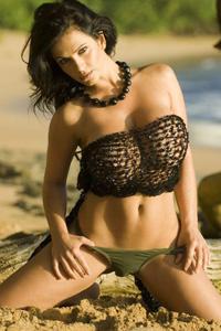 性感酥胸的欧美美女人体艺术摄影