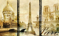 欧式建筑怀旧背景图片欣赏
