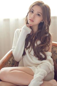 韩国大眼美女性感诱惑私房照