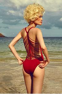 性感美女泳衣诱惑 海滩写真