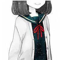 好看的动漫女生卡通qq头像 最美不过二次元