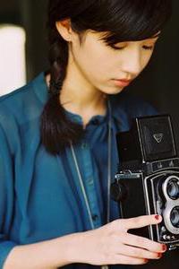 90后清纯素颜少女非主流写真照