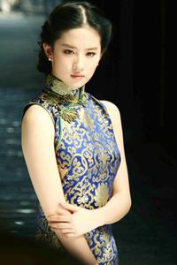 古典旗袍佳人优雅气质美女写真