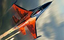 创意战斗飞机lol高清壁纸图片大全