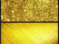 古典金色质感清新背景素材