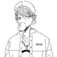高冷帅哥专用个性男生卡通头像