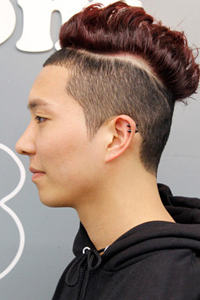 2016男明星发型
