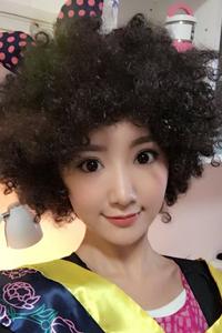 方脸盘发发型