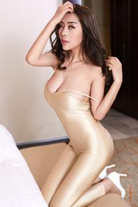 [秀人·尤物馆]冷艳性感美女陈欣散发成熟女人魅力