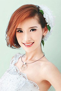 日系森女长发发型