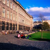 爱尔兰都柏林学院建筑图片欣赏