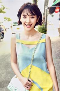 韩国短发发型图片女