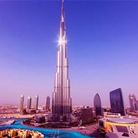 欧洲建筑物唯美高塔意境图片