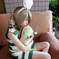 监狱兔cosplay萝莉图集