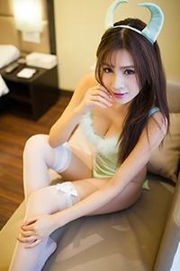 推女神童颜女神程彤颜黑丝吊带诱惑No.236