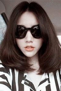 男生韩式卷发