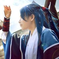 日本萝莉cosplay之紫堂宿