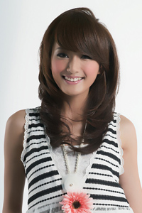 韩式女生发型