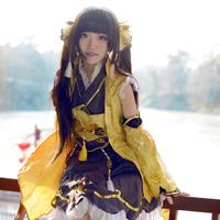 幼齿萝莉cosplay剑三藏剑萌图
