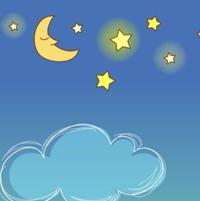梦幻卡通可爱的手机背景图片