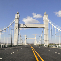 恢宏宽广的桥图片