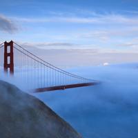 梦幻仙境高空桥图片