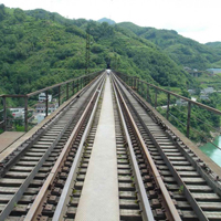 高架桥铁路图片大全