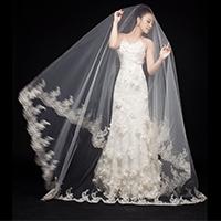 个性新娘礼服婚纱图片