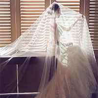中国婚纱晚礼服古典格调图片