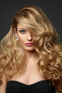 狂野女发型