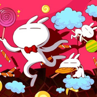 兔斯基图片搞笑卡通精选