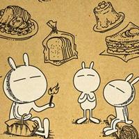 兔斯基图片搞笑漫画