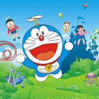 可爱卡通哆啦a梦动画片图片