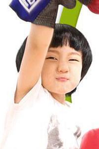 儿童烫发发型