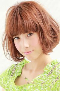 短发女韩国发型