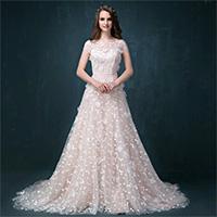气质新娘婚纱摄影礼服图片