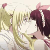同性恋动漫接吻动态图