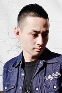 2017时尚短发发型男