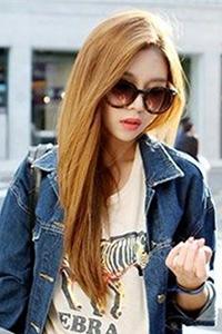 韩国流行的发型