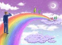 梦幻般的卡通风光图片