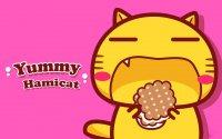 高清哈咪猫搞怪表情卡通