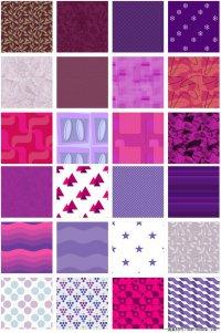 精美紫色网页背景精选图