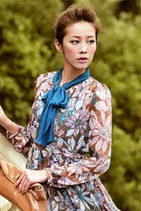韩国女生流行发型