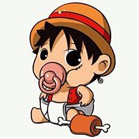 吸奶嘴海贼王日本唯美动漫皮肤图片