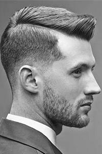 流行男发型
