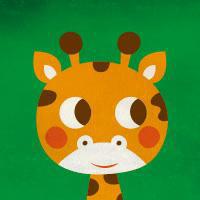 各种卡通动物萌头像 纯真的可爱